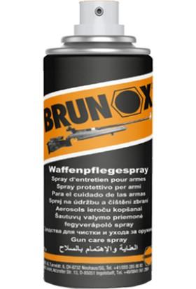 Brunox Silah Bakım Yağı 100 ML Aerosol Sprey