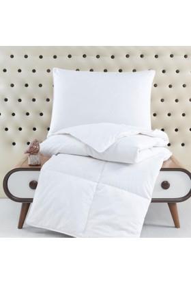 Marie Claire Yastık Kaz Tüyü 50X70 Cm Lamıum Beyaz