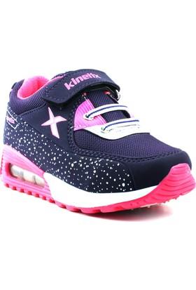 Kinetix Largo Mor Fuşya Kız Çocuk Sneaker