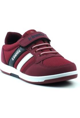 Kinetix UPTON Bordo Lacivert Beyaz Erkek Çocuk Sneaker Ayakkabı