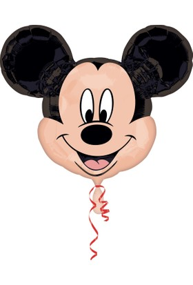 Kikajoy Mickey Mouse Folyo Balon