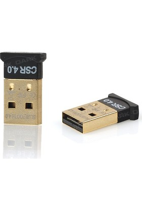 Dark Bluetooth V4.0 Dongle (DK-AC-BTU40CP)