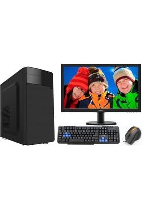 "Gamyx GMX6102 Intel Core i5 650 4GB 320 Freedos 21.5"" FHD Masaüstü Bilgisayar"