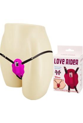 Pretty Love 10 Titreşimli Klitoral Vajinal Vibratör Titreşimli Strapon