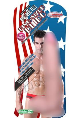 Xise King Kalın Penis Et Dokusu Süper Realistik Dildo Penis 29.5 Cm