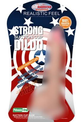 Xise Strong Pounder Et Dokusu Süper Realistik Penis Dildo 25.5 Cm