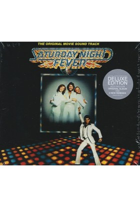 Various ‎Artists – Saturday Night Fever (The Original Movie Sound Track) 2 CD
