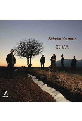 Sterka Karwan - Zehar CD