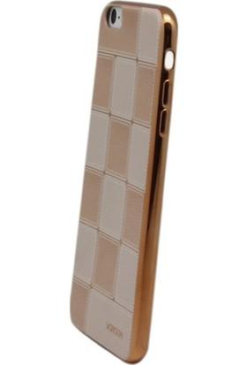 Vorson VP 005 iPhone 6/6S Plus Büyük Damalı Kılıf