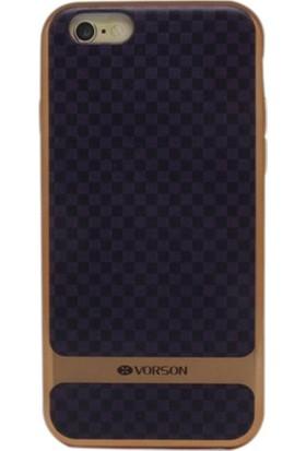 Vorson VP 019 iPhone 6/6S Küçük Damalı Kılıf