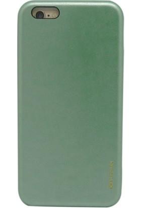 Vorson VP 028 iPhone 6/6S Plus Parlak Deri Kılıf