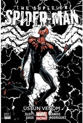 Marvel Comics The Superior Spider-Man Cilt 5 Üstün Venom