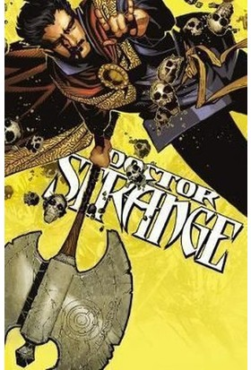 Marvel Comics Doctor Strange Vol. 1: The Way Of The Weird İngilizce Çizgi Roman