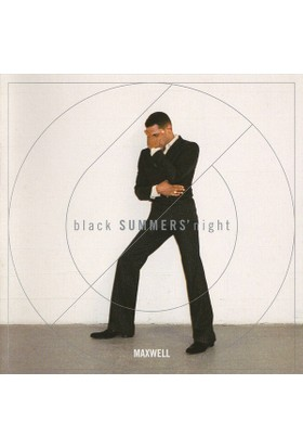 Maxwell - Blacksummers'Night CD