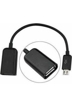 Bst Mıcro Usb Otg Kablo Mikro 15Cm