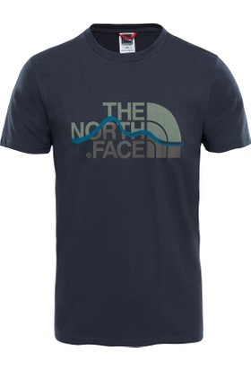The North Face M S/S Mount Line Tee Erkek Tişört