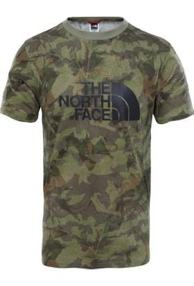 The North Face M S/S Easy Tee Erkek Tişört