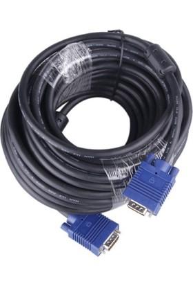 Whitecom 20 Metre Filtreli E/E Vga Görüntü Projeksiyon Kablosu
