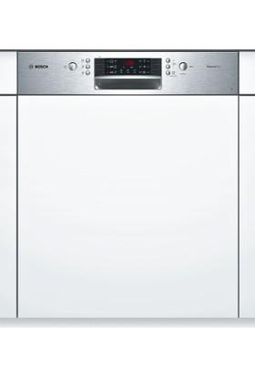 Bosch SMI46KS00T A+ 6 Programlı Ankastre Bulaşık Makinesi