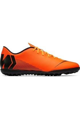 Nike Ah7386-810 Mercurialx Vapor XII Tf Halı Saha Ayakkabısı