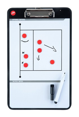 Pure P2I100690 Coach Board Voleybol Taktik Tahtası