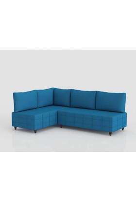 Farkbianco 5001 Stella Mavi Köşe Koltuk
