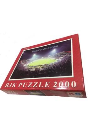 KS GAMES Kartal'ın Av Sahası (2000 parçalık Beşiktaş Puzzle)
