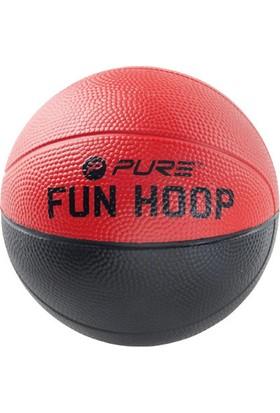 Pure P2I100400 Fun Hoop Köpük Mini Basketbol Topu