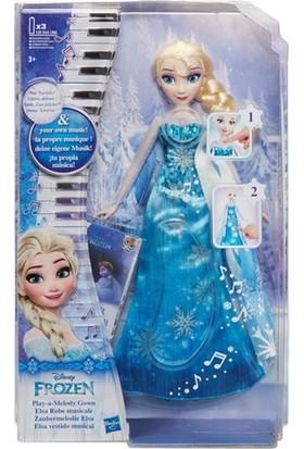 Disney Frozen Elsa'nın Müzikli Elbisesi C0455