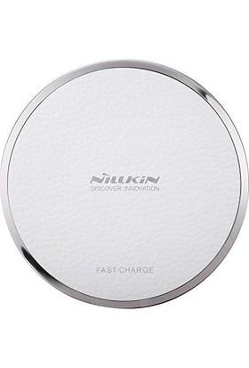 Nillkin Magic Disk 3 Deri Metal Hızlı Kablosuz Wireless Şarj Cihazı