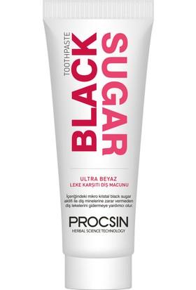 Procsin Black Sugar Diş Macunu 22 gr