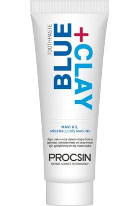 Procsin Blue Clay Diş Macunu 22 gr