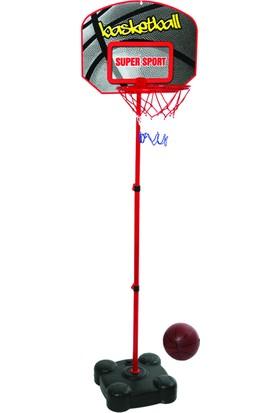 Ayaklı Basketbol Potası 109-141 cm