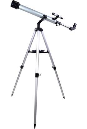 Zoomex 60F700TX Astronomik Teleskop 350 Kat Yakınlaştırma + Taşıma Çantalı