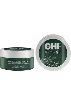 Chi Tea Tree Oil Revitalizing Çay Ağacı Yağı Saç Maskesi 237 Ml