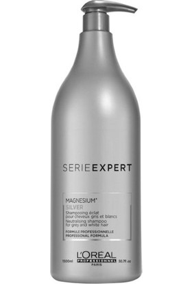 Loreal Serie Expert Magnesium Silver Gri Beyaz Saç Şampuan 1500 Ml