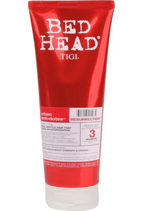 Tigi Bed Head Resurrection Shampoo Yenileyici Şampuan 75 Ml