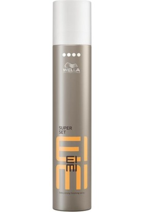 Wella Eımı Super Set Finishing Saç Şekillendirici Sprey 500 Ml