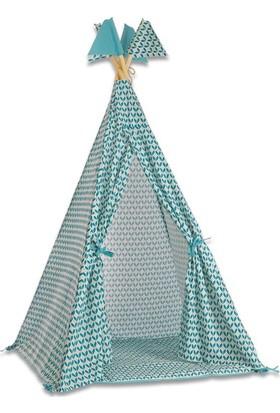 Funna Baby Tepee Çadır Minderli Diamond
