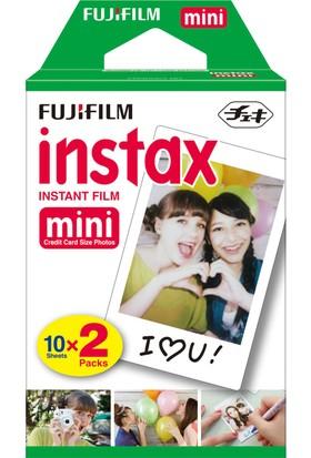 Fuji Instax Mini Fotoğraf Filmi - 20'li