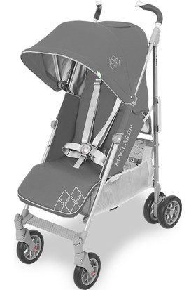 Maclaren Techno XT 2018 Bebek Arabası Charcoal Silver