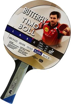 Butterfly 85026 Boll Platin ITTF Onaylı Masa Tenisi Raketi