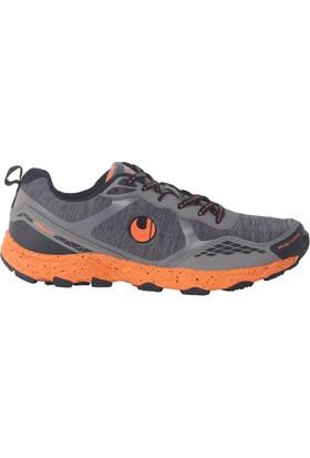 Uhlsport 1201606 Duisburg Koşu Ayakkabısı Gri - Turuncu