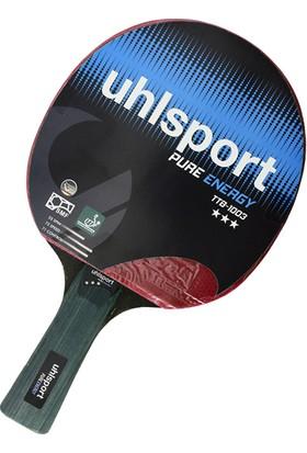 Uhlsport TTB1003 3 Yıldız Ittf Onaylı Masa Tenisi Raketi Kırmızı