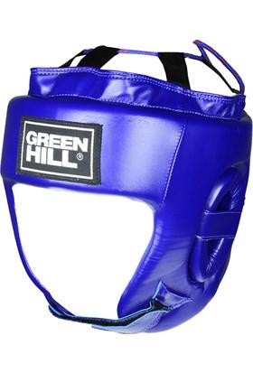 Green Hill HGT9411 Headguard Boks Kaskı Mavi