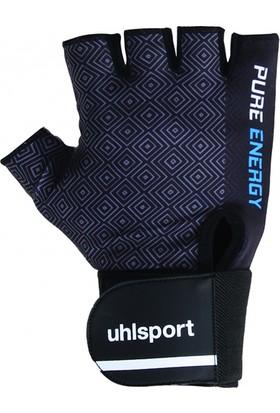 Uhlsport FGL1020 Body Ağırlık Eldiveni Siyah Gri