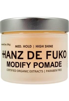 Hanz De Fuko Modify Pomade Orta Tutuş Yüksek Parlaklık 56 Gr