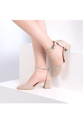 Pembe Potin Coralie Ten Kadın Ayakkabı