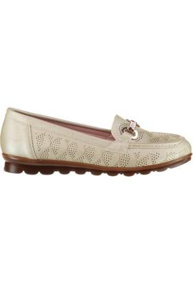 Pembe Potin Elicia Lame Kadın Ayakkabı