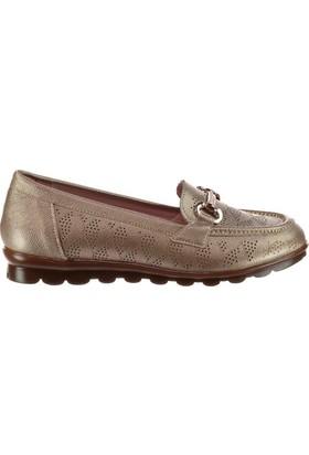 Pembe Potin Elicia Bakır Kadın Ayakkabı